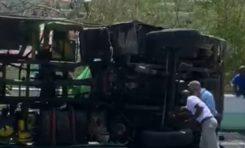 Grave accident de la circulation à Case-Pilote en Martinique : 2 morts