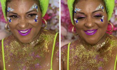 La sénatrice Catherine Conconne Reine du carnaval en Martinique