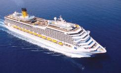 Martinique : le paquebot Costa Magica se rapproche...
