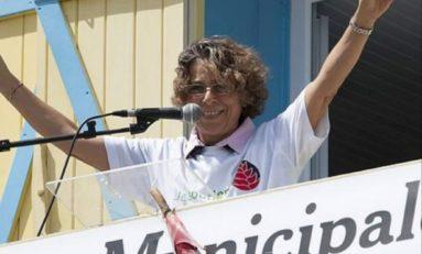 Municipales 2020 en Martinique : Élisabeth Landi tombe du balcon foyalais