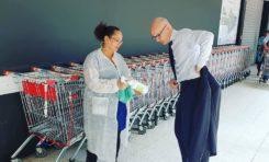 Coronavirus : Stanislas Cazelles le préfet de Martinique ne respecte pas les règles de distanciation sociale