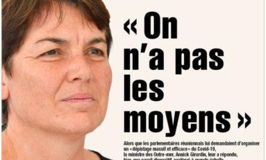 La France nous lâche. Vive De Gaulle.