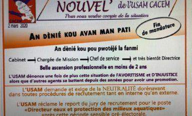 Martinique : CACEM...mince les syndicats lisent ...Bondamanjak