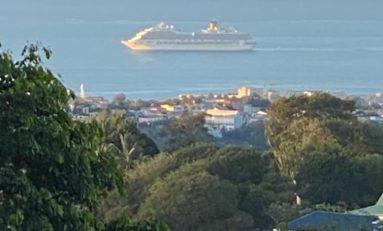 Images du jour 12/03/20 - Costa Magica - Martinique