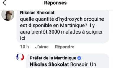 Préfecture de Martinique : sans commentaire, mais comment taire ?