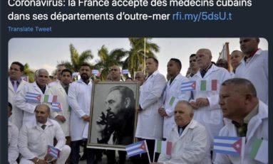 """""""La France accepte les médecins cubains""""... ??"""