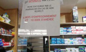 L'image du jour 20/04/20 - Martinique -Masques - Coronavirus
