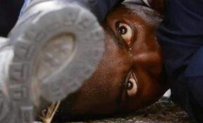 """""""Je vois l'avenir de l'homme noir dans les yeux de George Floyd"""""""