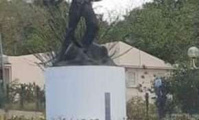 L'image du jour 28/05/20 - Martinique - Drapeau Rouge Vert Noir