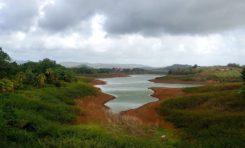 L'image du jour 16/05/20 - Martinique -Carême - Barrage de la Manzo