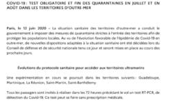 Epidémie Covid-19 : vers l'explosion des cas d'infection en Martinique (et dans les départements d'outremer)