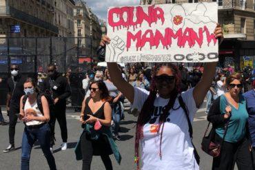 L'image du jour 13/06/20 - Paris - France