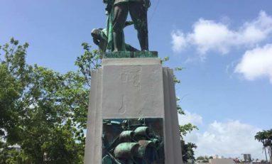 """Statues en Martinique : """"Et ça continue encore et encore c'est que le début d'accord...d'accord"""""""