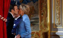 Brigitte et Emmanuel Macron vivent dans un palais dont la construction a été financée par la traite négrière