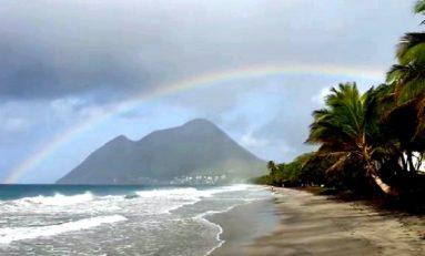 Image du jour 10/07/20 - Martinique - Plage du Diamant