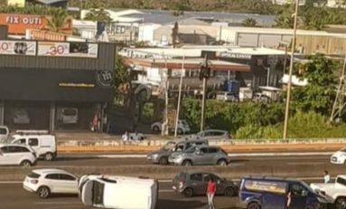 L'accident du jour en Martinique 21/07/20