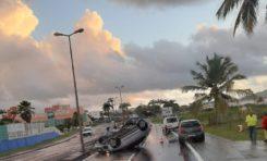 L'accident du jour en Martinique 22/07/20