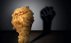 """""""KFC...et mon Q.I...c'est du poulet ?"""""""