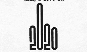Le logo de l'année 2020
