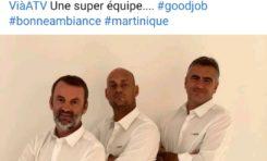 Martinique : now...ATV sé télé yo...négro