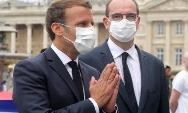Covid-19 en France : je vous en prie...prions