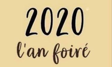 2020 l'an foiré