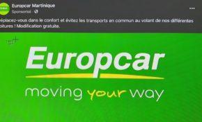 Environnement en Martinique : Europcar (GBH) invite les automobilistes à augmenter leur empreinte carbone