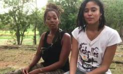 Jay Asani et Alexane Ozier Lafontaine convoquées par la police française en Martinique pour destructions de biens classés