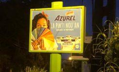 Martinique : quand AZUREL met trop de blanc dans sa peinture et dans sa publicité