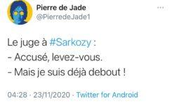 La méchanceté du jour  - Nicolas Sarkozy
