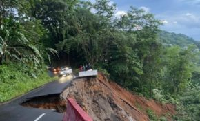 Intempéries en Martinique : dégats en live