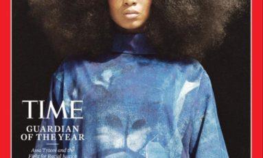 L'image du jour 12/12/20 - Assa Traoré - Guardian of the year