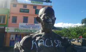 L'image du jour 03/11/20 - Gandhi - Martinique
