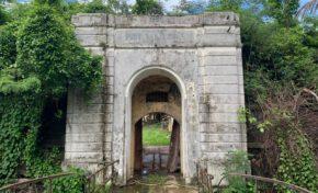 Martinique...ce que la ville de Fort-de-France fait avec : le FORT TARTENSON