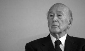 Valéry Giscard d'Estaing n'est plus