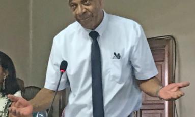 Martinique : à 64 ans...il trouve du boulot à l'Espace Sud...c'est un miracle