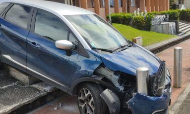Martinique : quand les automobilistes perdent le nord...
