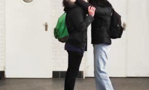 L'image du jour 14/02/21 -Saint Valentin - Paris