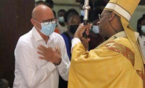 Images du jour 20/03/21 - Yan Monplaisir - Monseigneur Macaire - Martinique