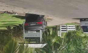 L'accident de l'année 2021 en Martinique