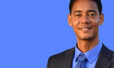 L'homme du jour en Martinique : Fred-Michel Tirault
