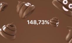 Le chiffre du jour : 148,73 %