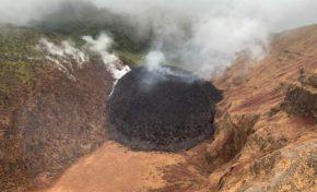 Alerte rouge : la Soufrière de St Vincent en éruption. Evacuations en cours.