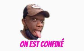 L'image du jour 15/04/21 - Confinement - Charly à balda-Kint -Martinique