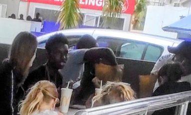 Covid-19 en Martinique (île FACTICE): putain...ça se passe comme ça chez McDonald's
