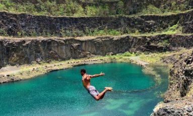 L'image du jour 24/04/21 - Ducos - Lac artificiel - Martinique
