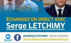 Serge Letchimy en homme honnête met la RETRAITE au coeur de la démocratie participative en Martinique