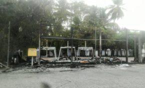 22 mai 2021 au Cap-Est en Martinique : le jour d'après...