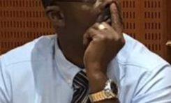 Ary Chalus Président du Conseil régional de Guadeloupe placé en garde à vue