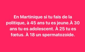La phrase du jour 13/06/21 - Martinique